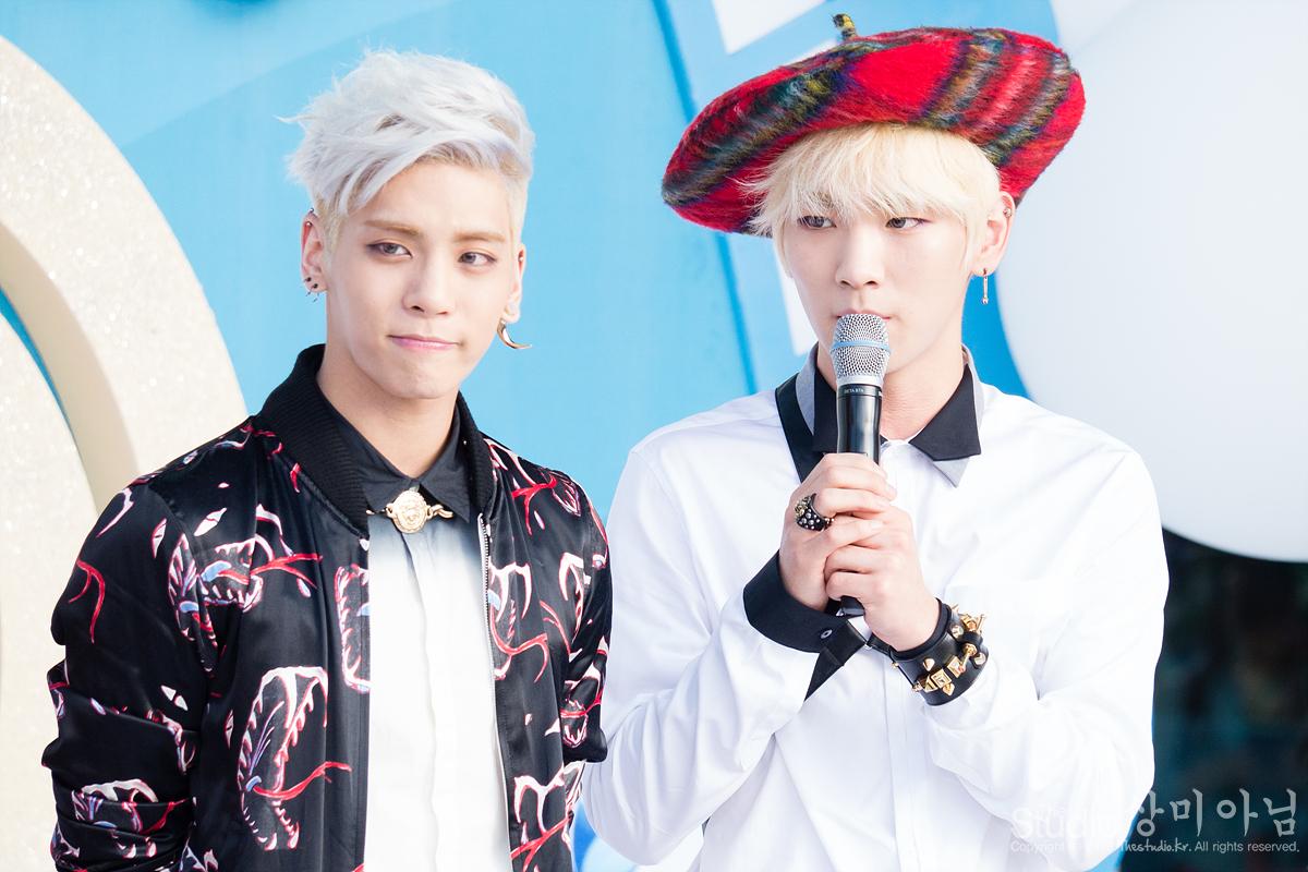 Shinee Jonghyun And Key 8