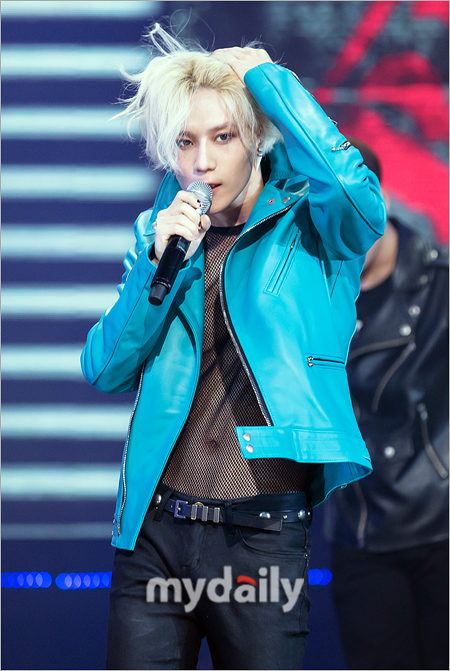 [NEWS PHOTO] Sexy Taemin ' Danger & Pretty Boy' @ M ...